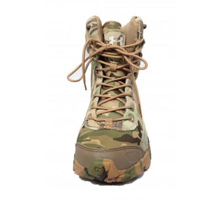 Камуфляжные ботинки