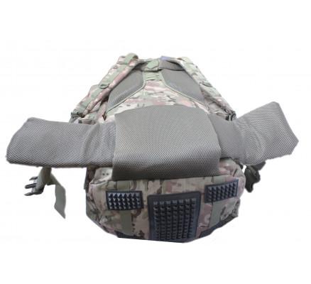 Большой туристический рюкзак камуфляж