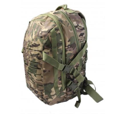 Камуфляжный вместительный рюкзак
