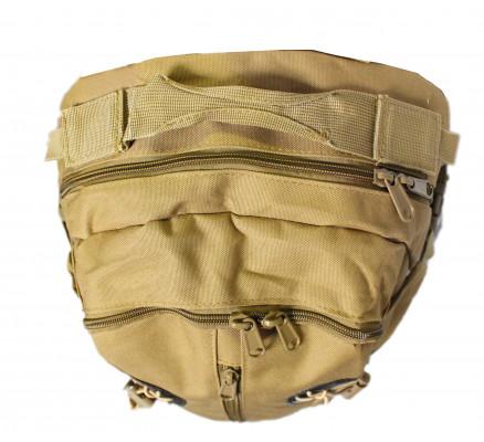Рюкзак хаки Sabado