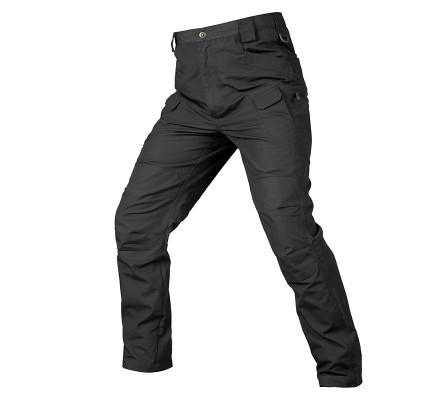 Черные штаны с карманами Sivimen