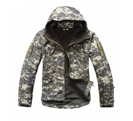 Куртка цифровой камуфляж Pave Hawk