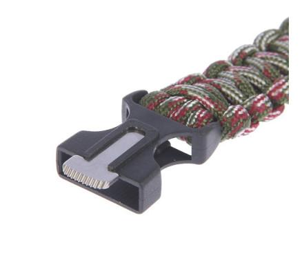 Многоцветный браслет для выживания