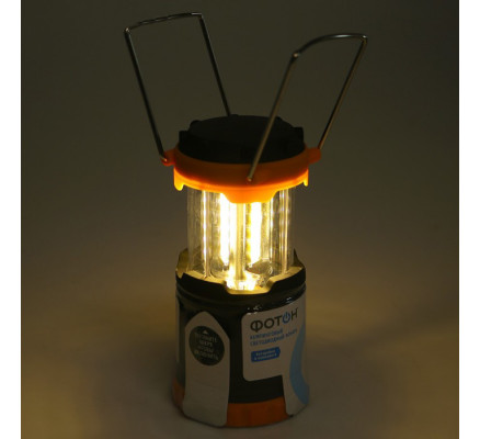Фонарь кемпинговый 3х1 Вт светодиода