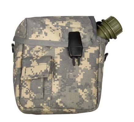 Камуфляжная сумка для фляги 1267