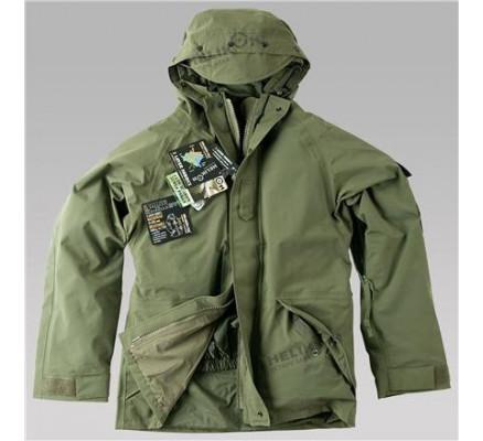 Водонепроницаемая куртка Оливковая