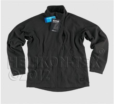Легкая черная куртка Альфа