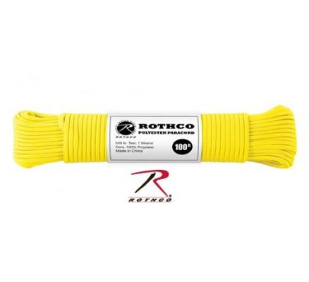 Желтый трос 30804