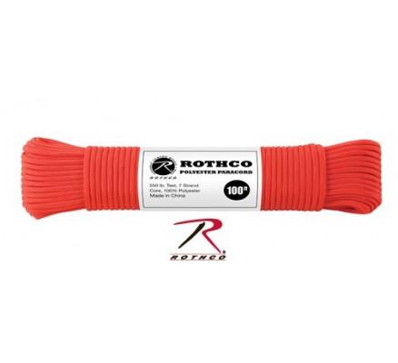 Красный трос 30805