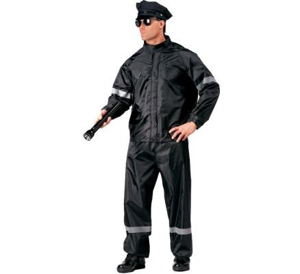 Полицейский непромокаемый комбинезон 3716