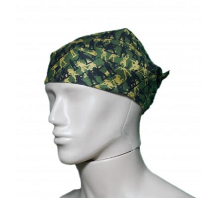 Бандана Army Man оливковая 4324