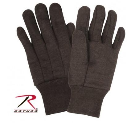 Рабочие коричневые перчатки 4416