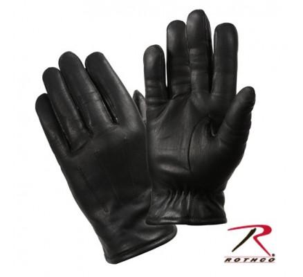 Кожаные перчатки для полицейских 4472