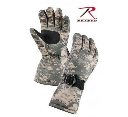 Защитные перчатки Цифровой камуфляж 4755