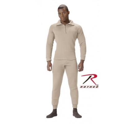 Нижние штаны песочные 5225