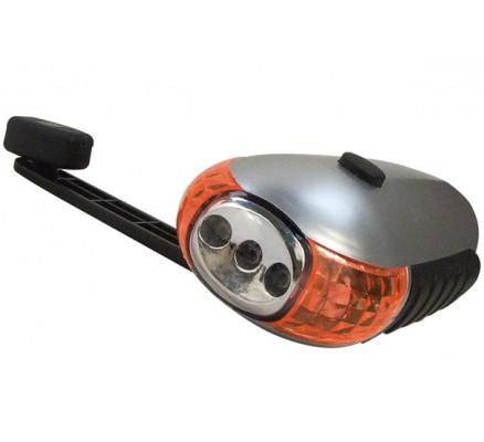 Светодиодный фонарик WIND UP 5 548
