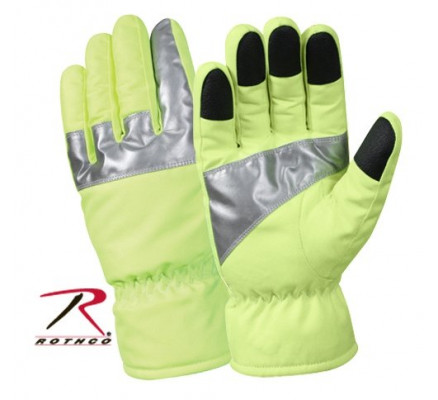 Зеленые защитные перчатки 5487