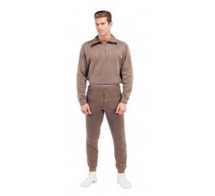 Нижние коричневые штаны 6248