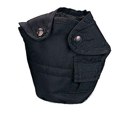 Черный чехол для фляги 633