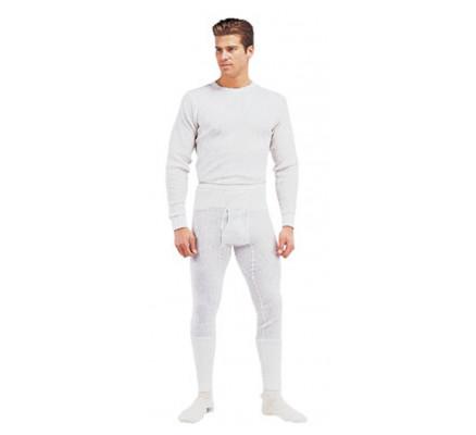 Белые нижние штаны 6454