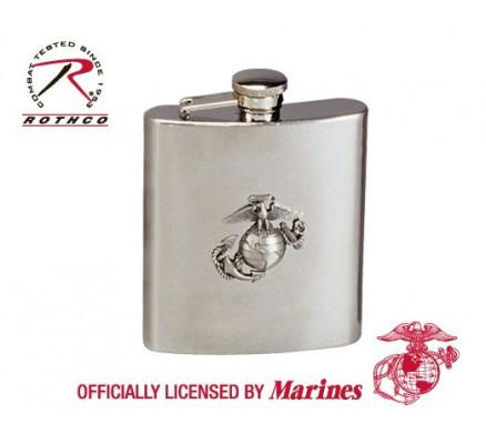 Металлическая фляга Marine Corp 650