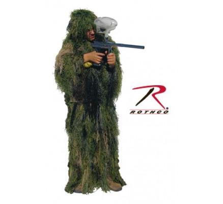 Детский маскировочный лесной костюм 65133