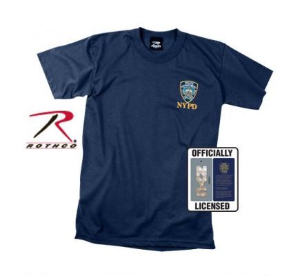Футболка NYPD 6656