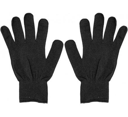 Полипропиленовые перчатки черные 8413