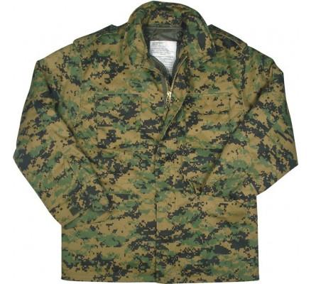 Полевая камуфляжная куртка М-65 8590