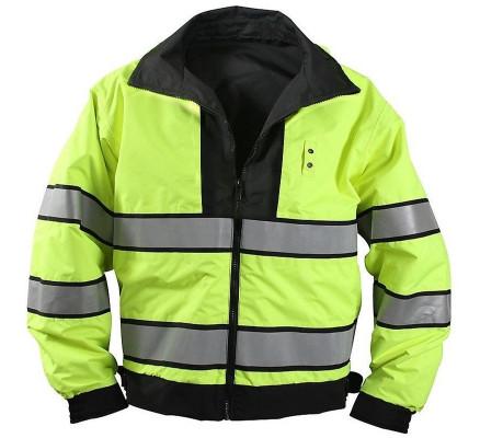 Полицейская двухсторонняя куртка 8720