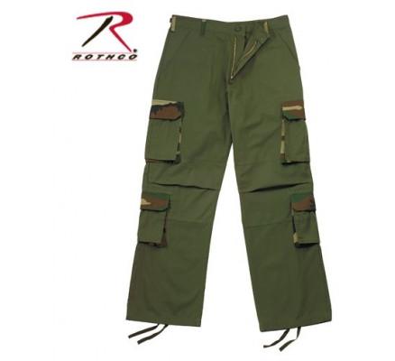 Темно-оливковые брюки ULTRA FORCE 2166