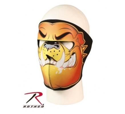Неопреновая маска бульдог 2217