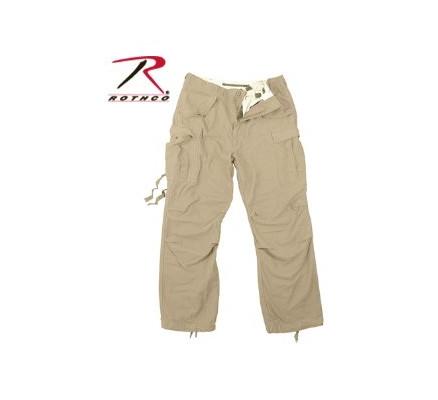 Винтажные брюки М-65 Хаки 2615