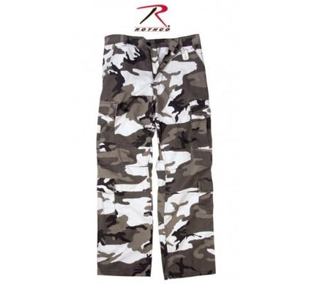 Винтажные брюки Городской камуфляж 3586