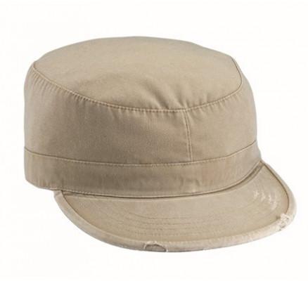 Винтажная кепка Хаки 4507