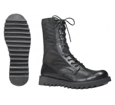 Черные ботинки JUNGLE 5050