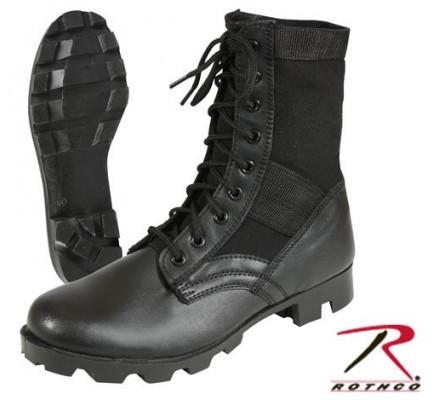 Черные ботинки GI TYPE JUNGLE 5081