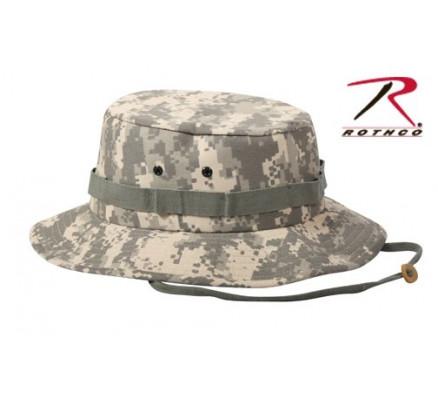Шляпа JUNGLE цифровой камуфляж 5458