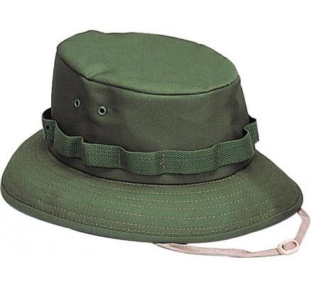 Шляпа JUNGLE оливковая 5555