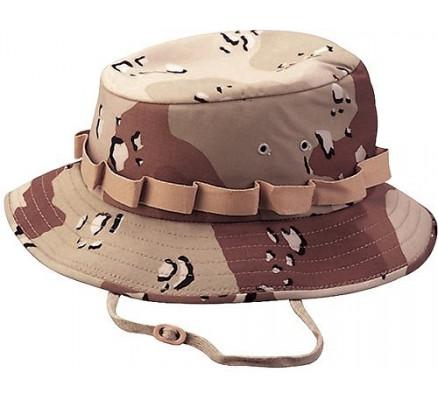 Шляпа JUNGLE пустынный камуфляж 5559