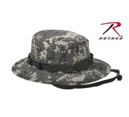 Шляпа Boonie цифровой камуфляж 5839