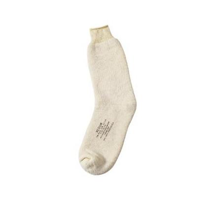 Лыжные шерстяные носки хаки 6140