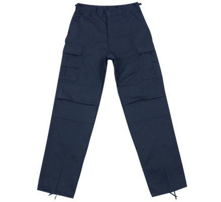 Синие брюки B.D.U. S.W.A.T.  6306