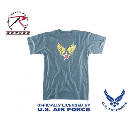 Винтажная футболка WINGED STAR 66600