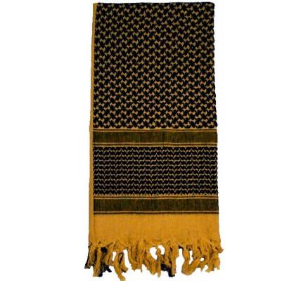 Пустынный шарф Шемаг койот 8537