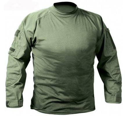 Боевая рубашка оливковая 90015