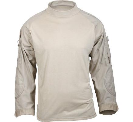 Боевая рубашка песочного цвета 90030