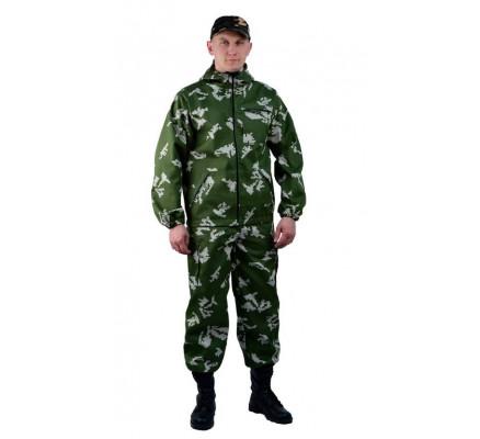 Зеленый костюм Турист