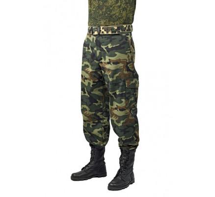 Камуфляжные брюки URSUS