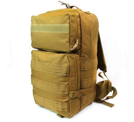 Рюкзак тактический 50 л койот